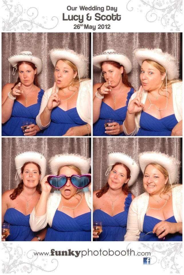 Royal Blue Wedding – Lucy & Scott