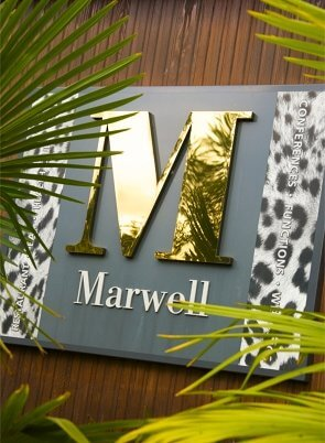 Marwell Hotel - Image courtesy of www.marwellhotel.co.uk