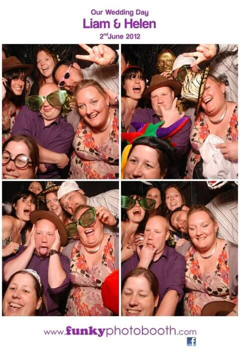 Photo Booth Hire Oxfordshire – Helen & Liam