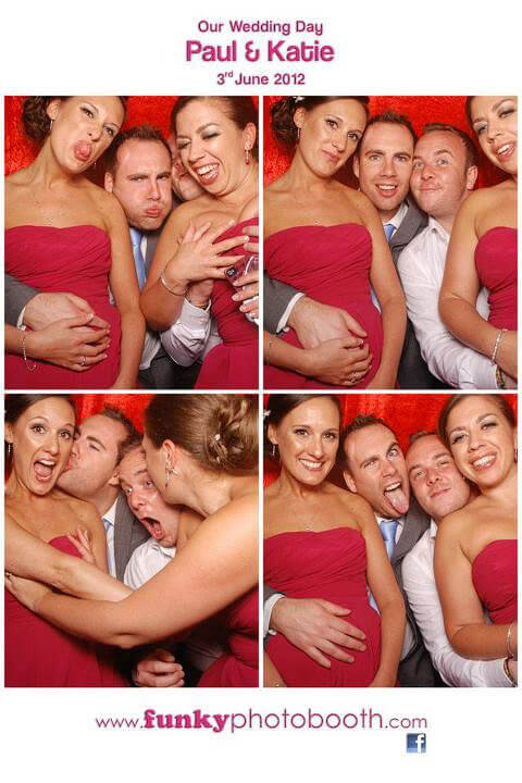 Gorse Hill Wedding – Katie & Paul