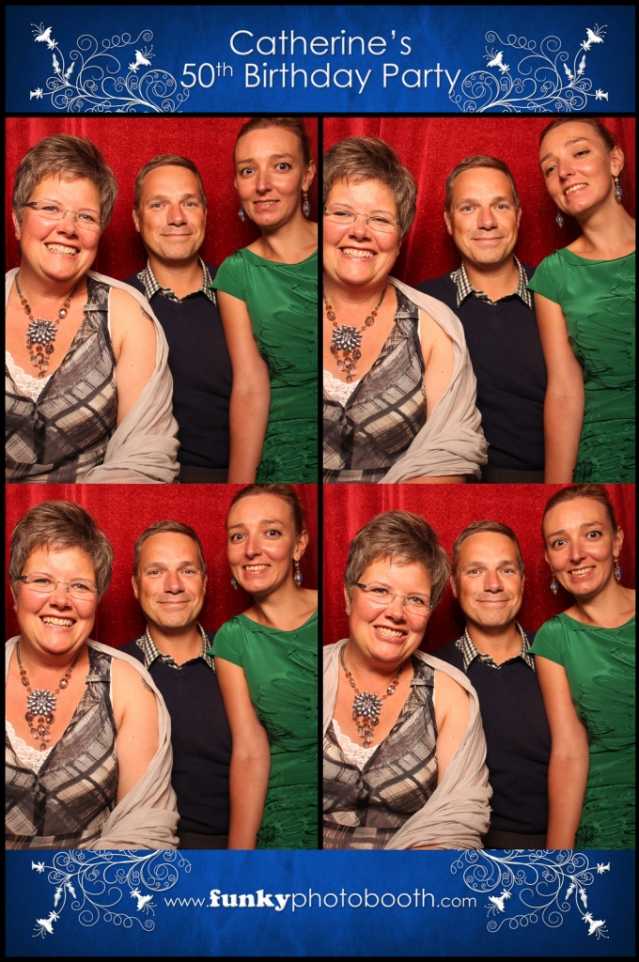 photo booth winchester: one very lucky man