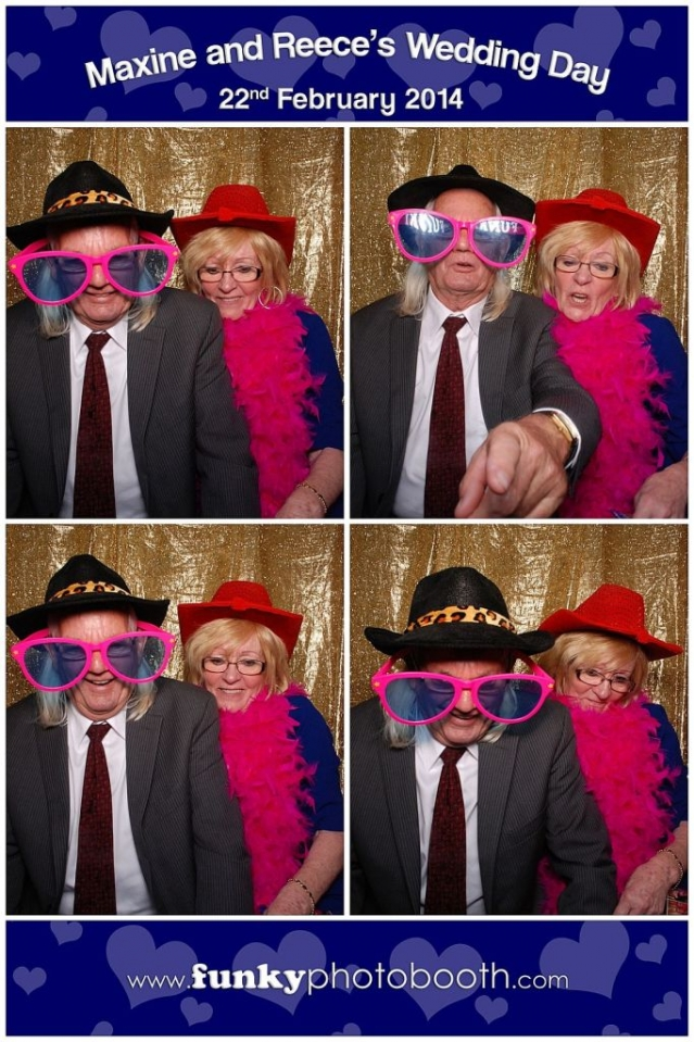 Photo Booth Hire Romsey: This made us giggle