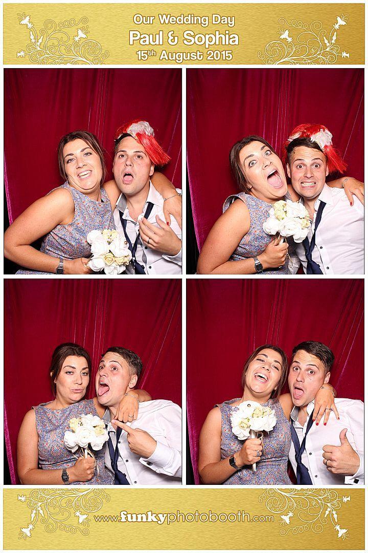 Lee on Solent Tennis Club Wedding – Sophia & Paul