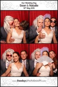 Kingscote Barn Wedding - Natalie and Sean