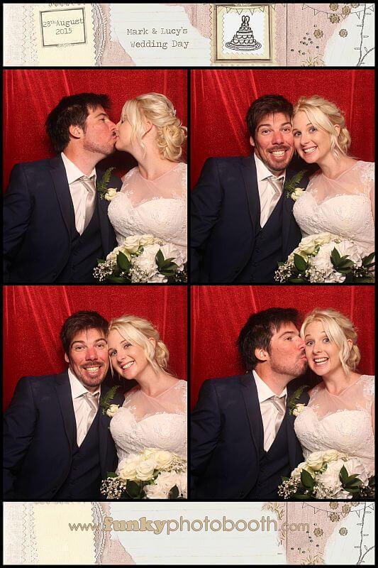 Lulworth Wedding – Mark & Lucy