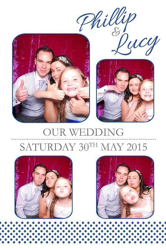 Winchester Hotel Wedding – Lucy & Phillip