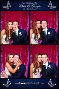 Gate Street Barn Wedding - Georgie and Chris