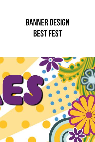 Banner Designs – Best Fest