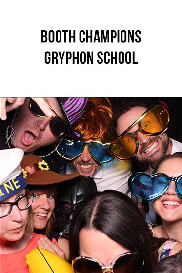 Booth Champions – Gryphon School