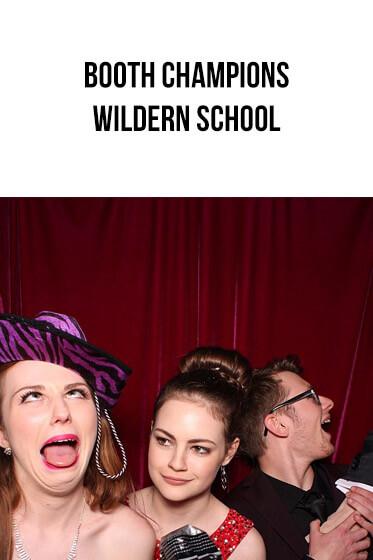Booth Champions – Wildern School