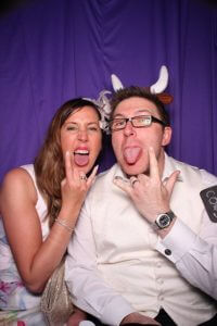 Booth Poses - Tongue Tied by Funky Photo Booth