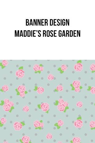 Banner Designs – Maddie's Rose Garden