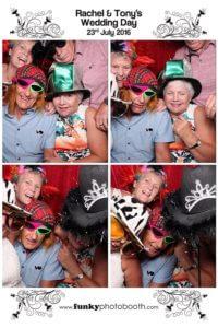 Potters Heron Wedding of Rachel and Tony