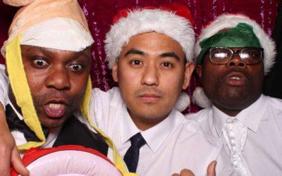 19 RA JNCO Mess Christmas Party