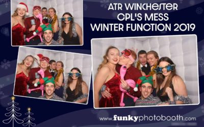 ATR Winchester – Corporal's Mess Christmas Party