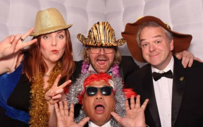 Annual Dinner Photo Booth